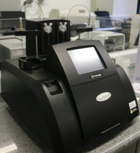 Plate reader (uv/vis, fluorescence, luminescence)